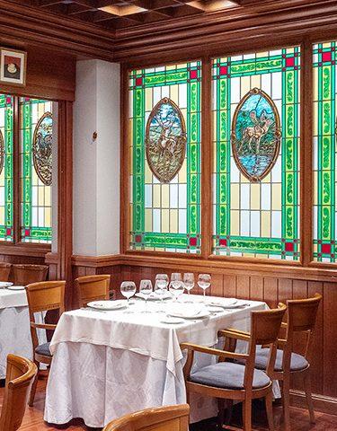 restaurante-el-rececho-alcorcon-madrid-vidrieras