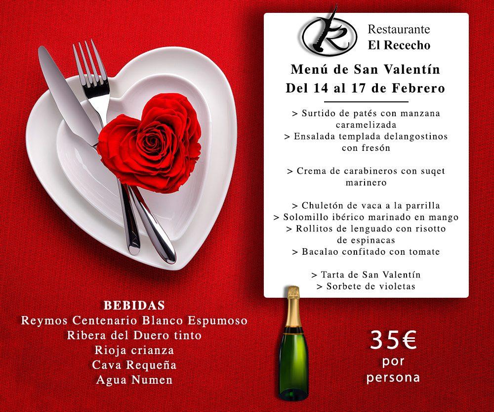 san-valentin-restaurante-el-rececho-alcorcon-madrid
