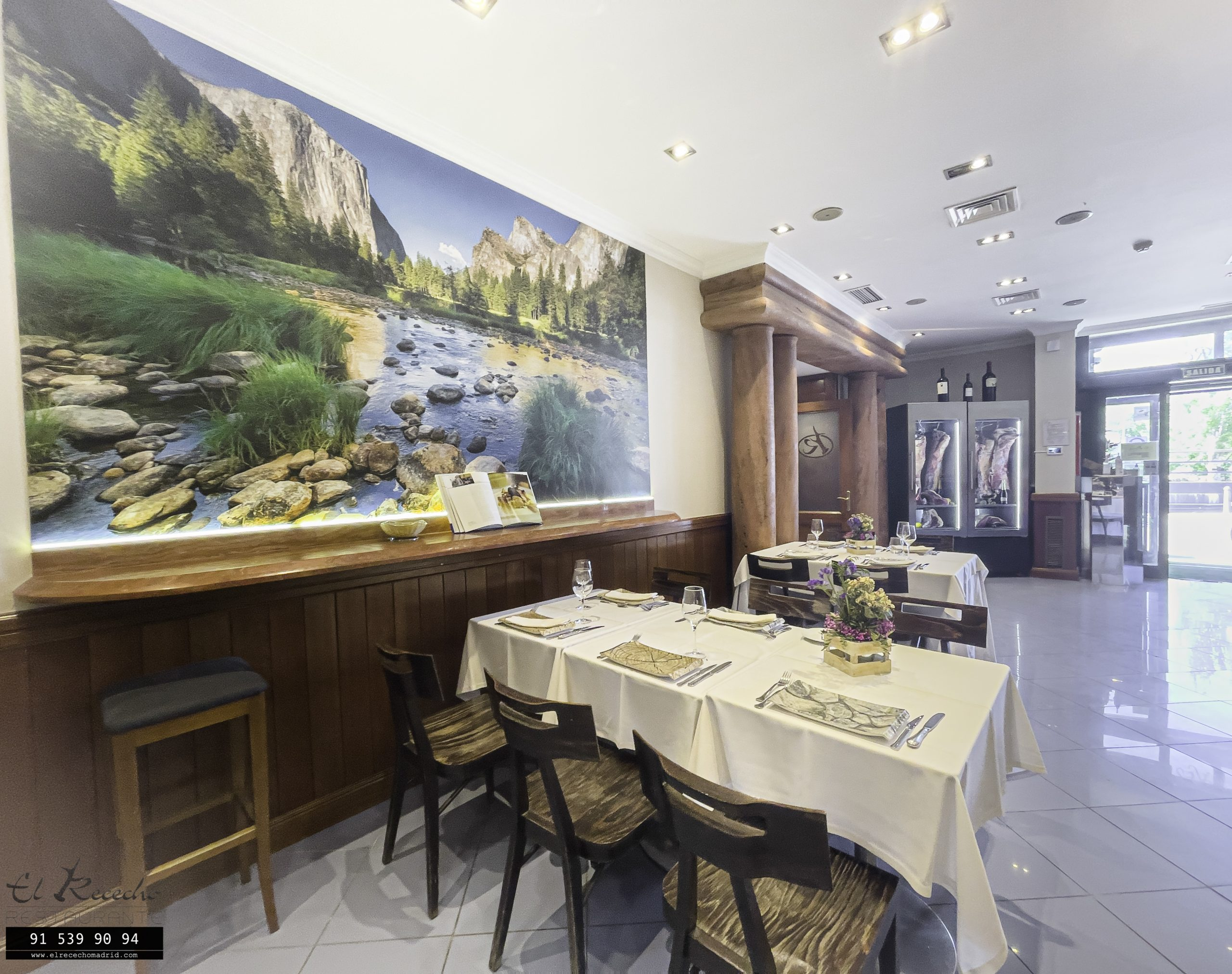 Restaurante El Rececho